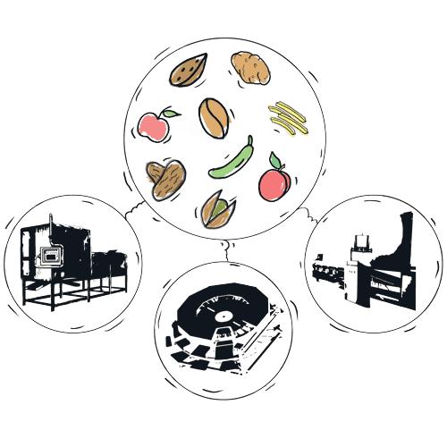 سورتر-محصولات-کشاورزی
